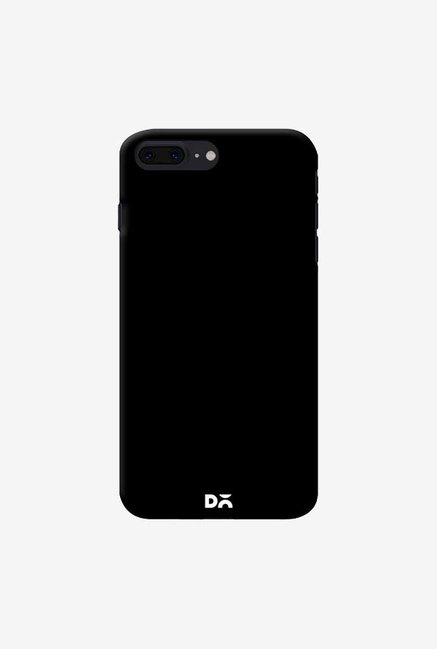 DailyObjects Jet Black Case For iPhone 7 Plus