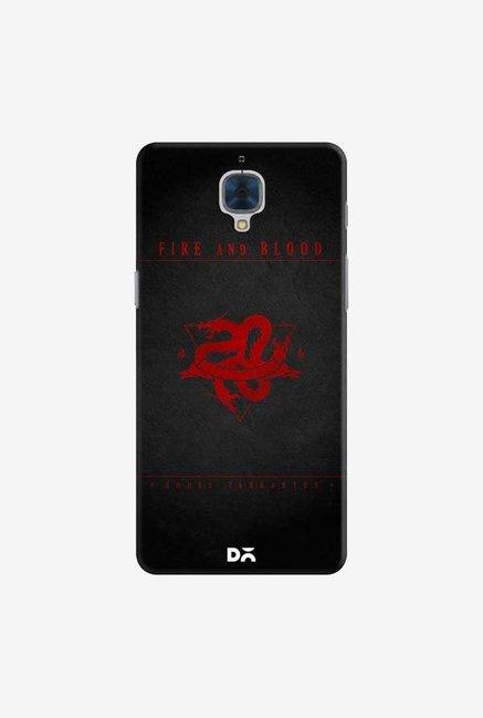 DailyObjects House Targaryen Case For OnePlus 3