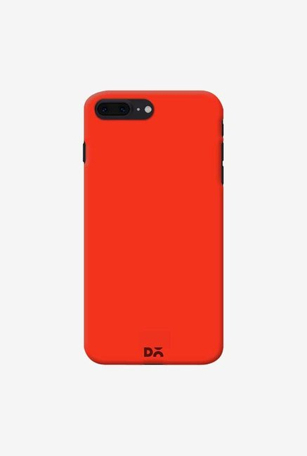 DailyObjects Bright Red Case For iPhone 7 Plus