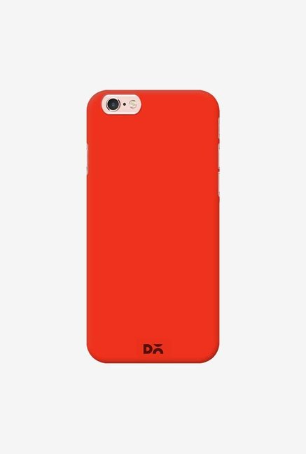 DailyObjects Bright Red Case For iPhone 6S