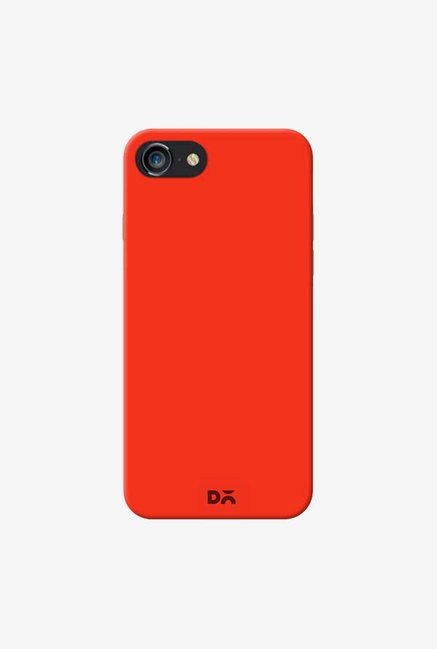 DailyObjects Bright Red Case For iPhone 7