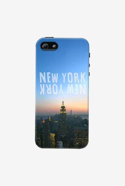 DailyObjects New York Cityline Case For iPhone 5/5S
