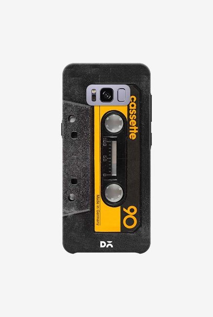 DailyObjects Cassette Yellow Case For Samsung Galaxy S8