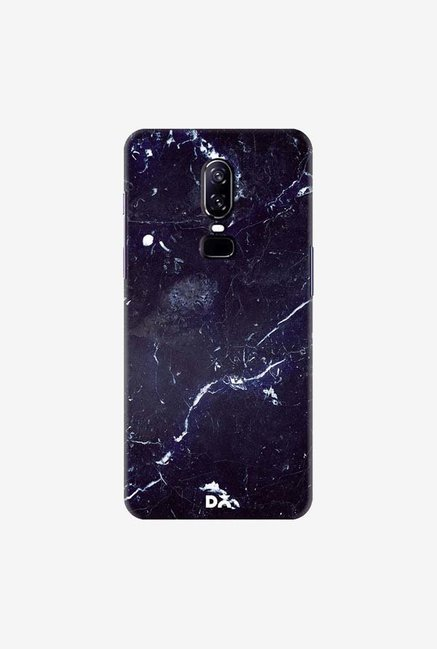 DailyObjects Constellation Marble Case Cover For OnePlus 6