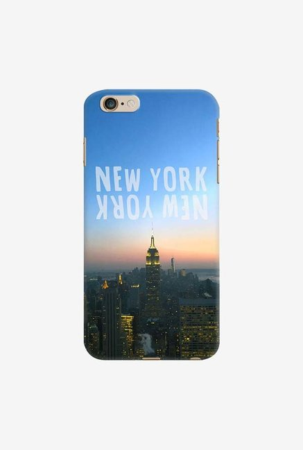 DailyObjects New York Cityline Case For iPhone 6 Plus