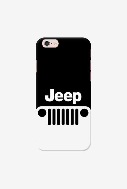 DailyObjects 4x4 Fun Case For iPhone 6S