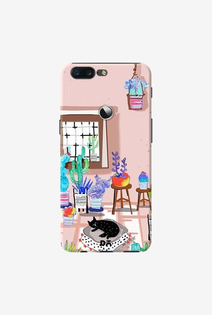 DailyObjects Cat In My Room Case Cover For OnePlus 5T