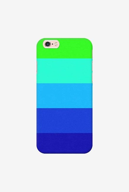DailyObjects Mindscape Blue Pattern Case For iPhone 6S