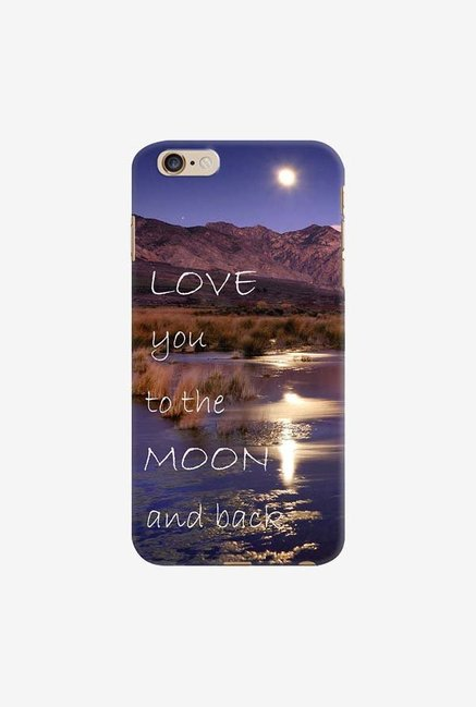 DailyObjects Love You Case For iPhone 6 Plus