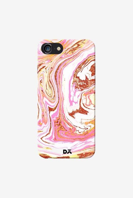 DailyObjects Marble Copper Dust Case For iPhone 7