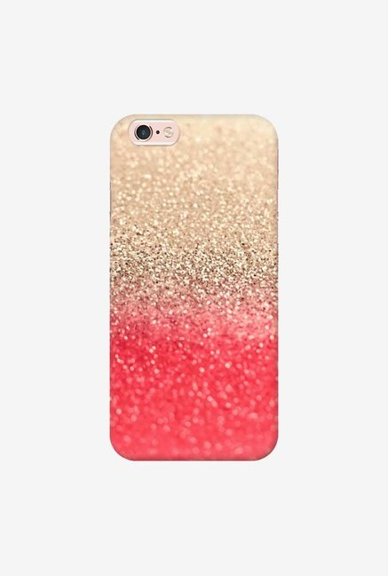 DailyObjects Gatsby Coral Gold Case For iPhone 6s