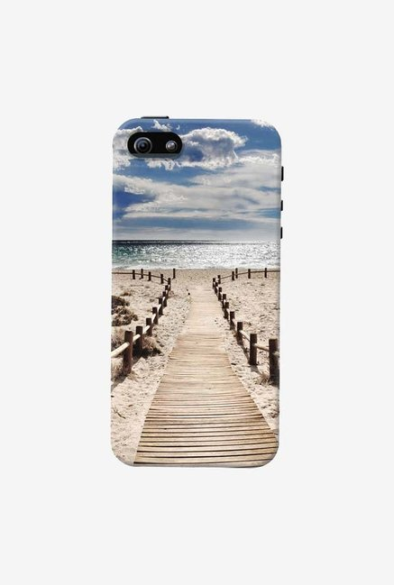 DailyObjects Beach Case For iPhone 5/5S