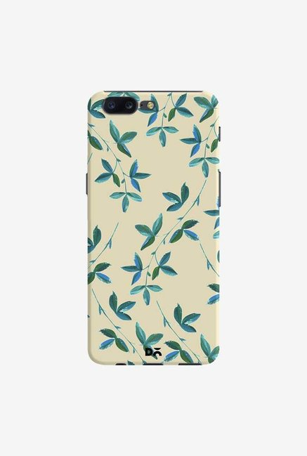 DailyObjects Green Vines Case Cover For OnePlus 5