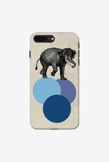 DailyObjects Elephant Balance Case For iPhone 7 Plus
