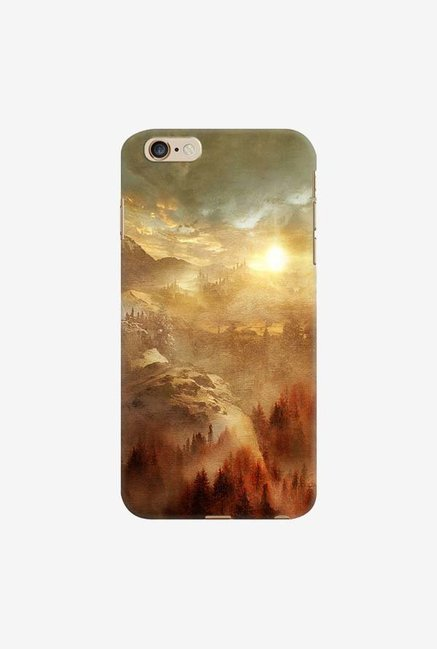 DailyObjects Lonely Mountains Case For iPhone 6 Plus
