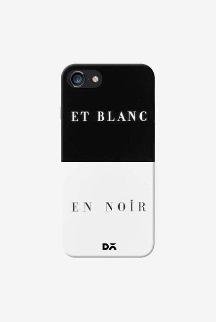 DailyObjects Et Blanc En Noir Case For iPhone 7