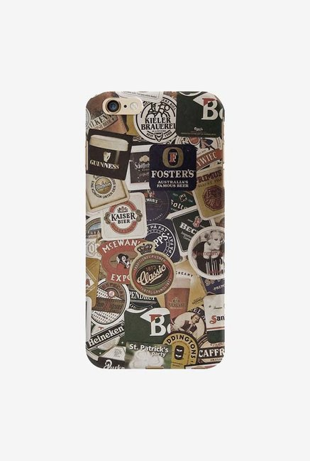 DailyObjects Beers Of The World Case For iPhone 6 Plus