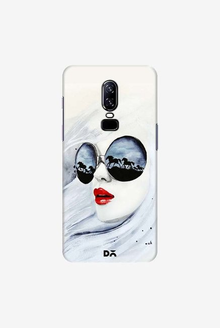 DailyObjects Wild Horses Case Cover For OnePlus 6
