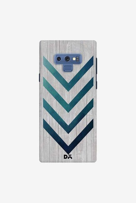 DailyObjects Blue Arrow Case Cover For Samsung Galaxy Note 9