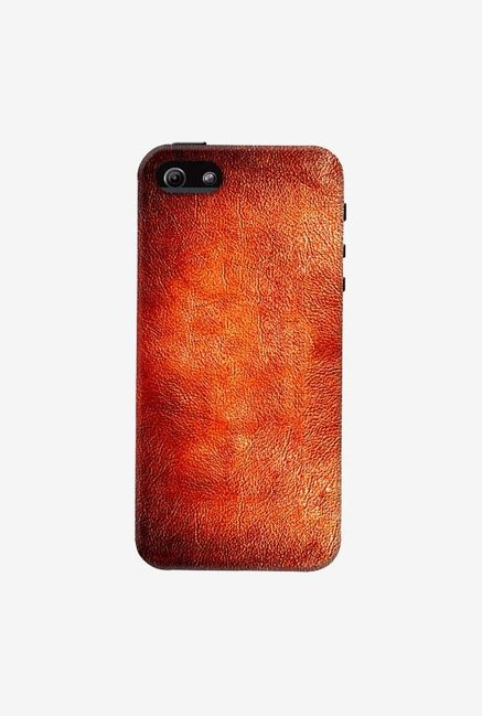 DailyObjects Shades of Brown Print Case For iPhone 5/5S