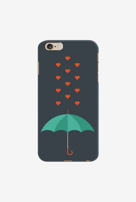 DailyObjects Its Raining Hearts Case For iPhone 6 Plus
