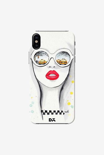 DailyObjects Winter In NYC Case Cover For iPhone X