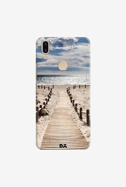 DailyObjects Beach Case Cover For Vivo V9