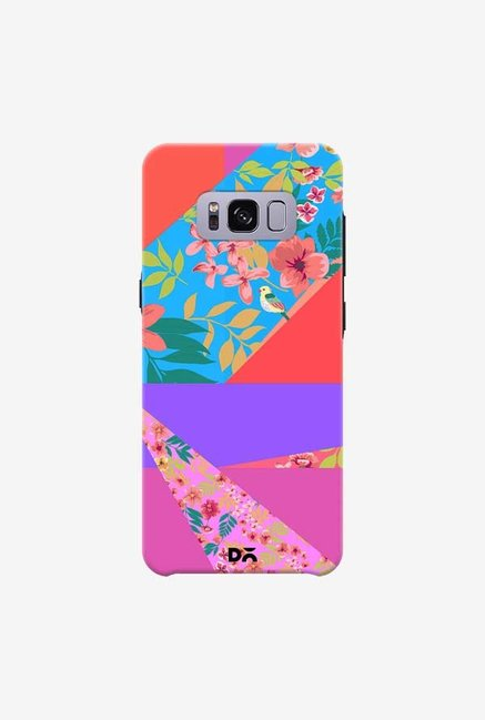 DailyObjects Floral Diagonals Case For Samsung Galaxy S8