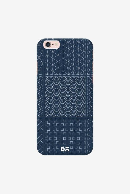 DailyObjects Indigo Sashiko Six Case Cover For iPhone 6S