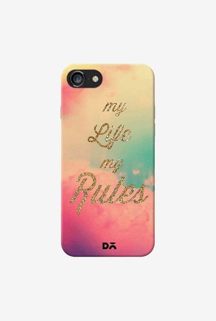 DailyObjects My Life My Rules Case For IPhone 7