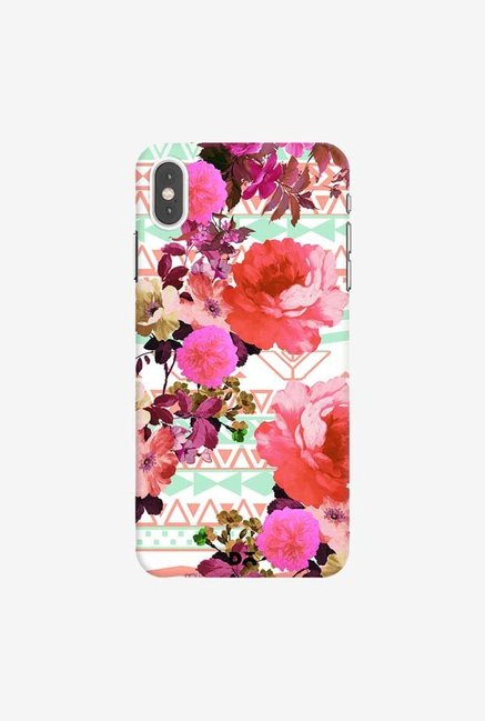 DailyObjects Flower In The Tribe Case Cover For iPhone XS Max