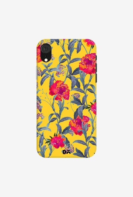 DailyObjects Come Into Bloom Case Cover For iPhone XR