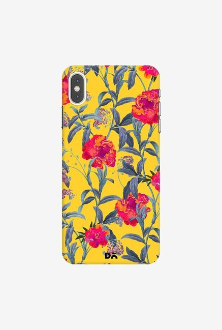 DailyObjects Come Into Bloom Case Cover For iPhone XS Max