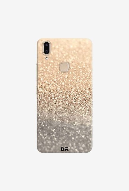 DailyObjects Gatsby Gold Case Cover For Vivo V9