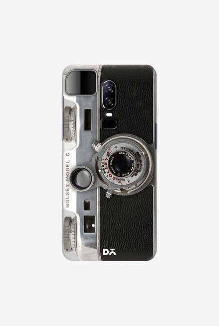 DailyObjects Bolsey Vintage Camera Case Cover For OnePlus 6