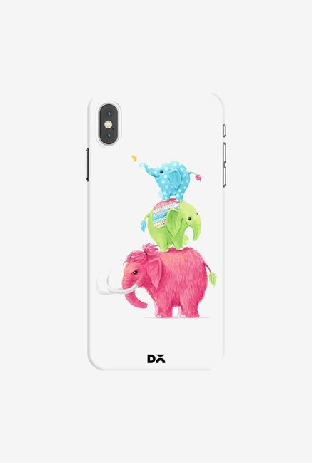 DailyObjects Candy Elephants Case Cover For iPhone XS Max