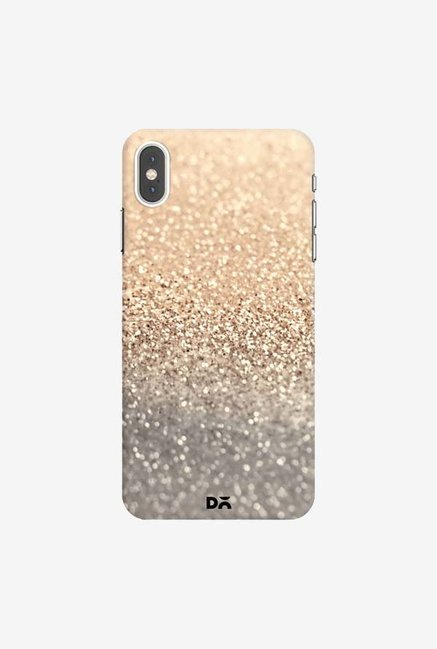 DailyObjects Gatsby Gold Case Cover For iPhone XS Max