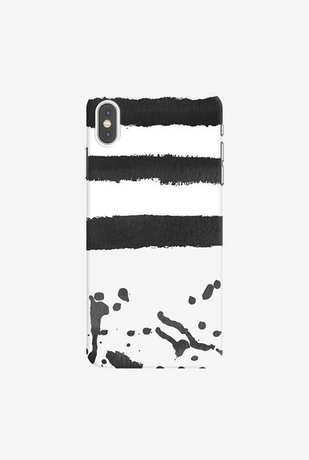 DailyObjects Painting Stripes Case Cover For iPhone XS Max