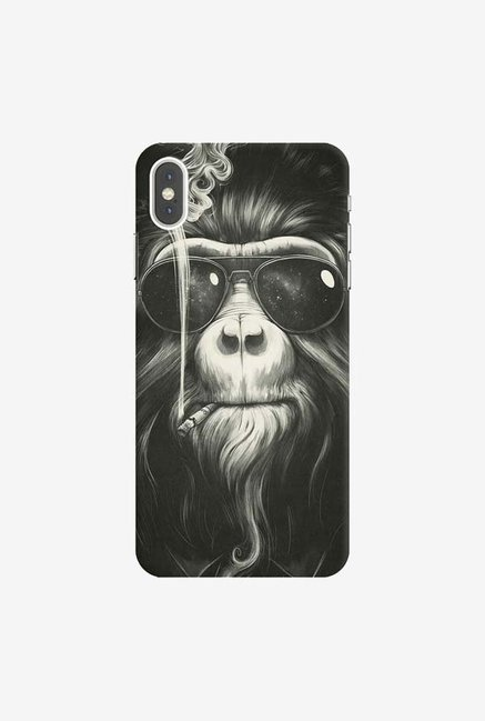 Dailyobjects Smoke Em Case Cover For iPhone XS Max