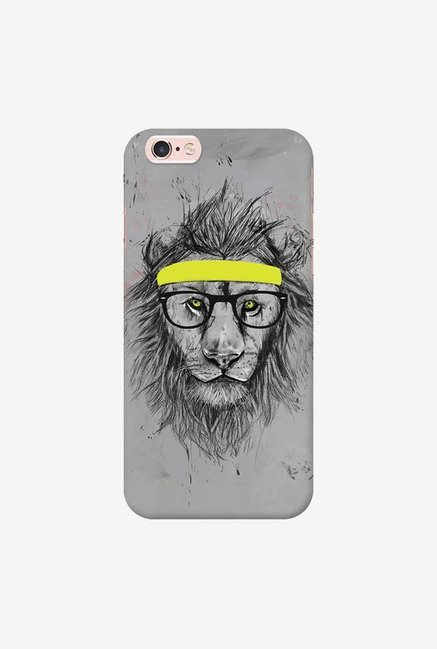 DailyObjects Hipster Lion Case For iPhone 6s
