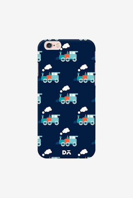 DailyObjects Little Train Blue Case Cover For iPhone 6S