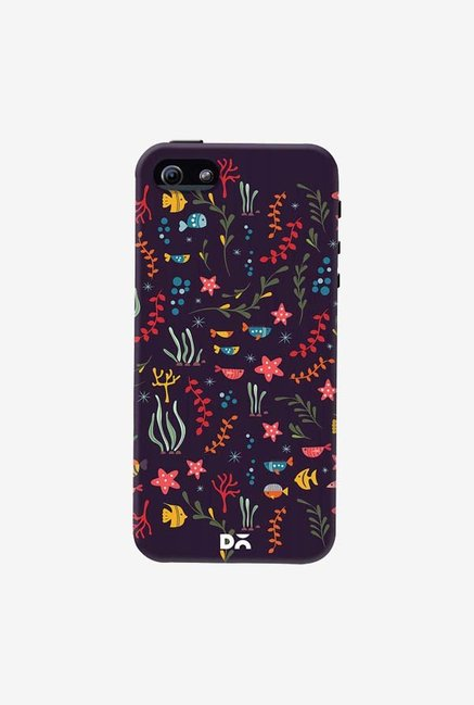 DailyObjects Aqua 19 Case For iPhone 5/5S