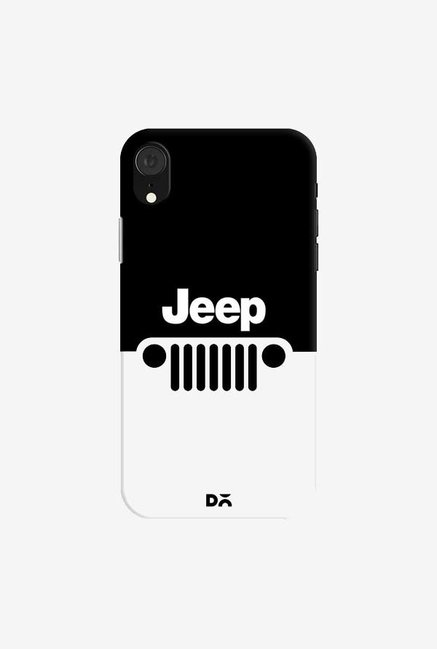 DailyObjects 4x4 Fun Case Cover For iPhone XR
