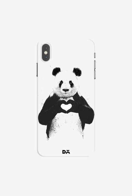 DailyObjects All You Need Is Love Case Cover For iPhone XS Max