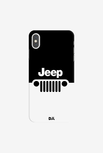 DailyObjects 4x4 Fun Case Cover For iPhone XS Max