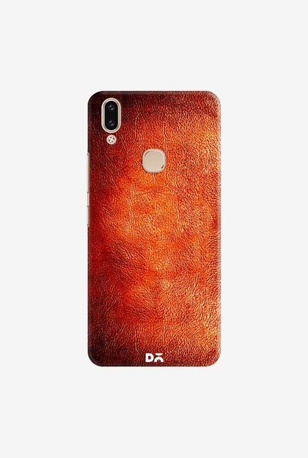 DailyObjects Shades Of Brown Print Case Cover For Vivo V9