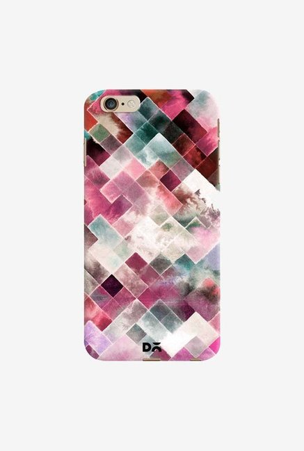 DailyObjects Moody Geometry Pink Case Cover For iPhone 6 Plus