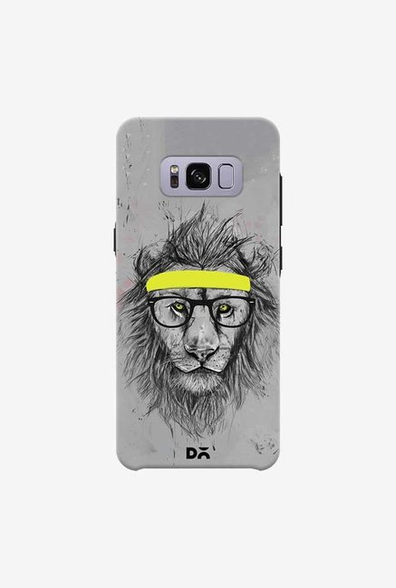 DailyObjects Hipster Lion Case For Samsung Galaxy S8
