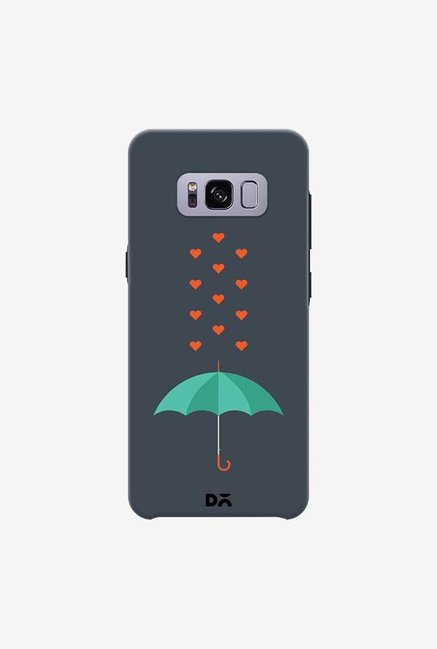 DailyObjects Its Raining Hearts Case For Samsung Galaxy S8