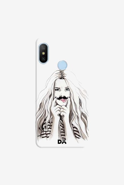 DailyObjects Say What Case Cover For Xiaomi Redmi 6 Pro/A2 Lite